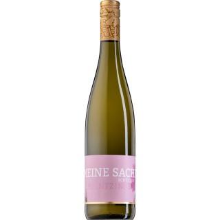 2020 MEINE SACHE Scheurebe feinfruchtig halbtrocken - Weingut Meintzinger