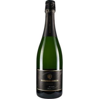 2016 Chardonnay- Pinot blanc Sekt Brut - Weingut Kassner Simon
