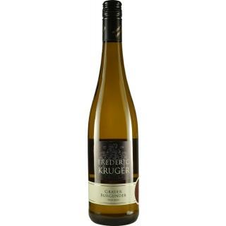 2019 Grauer Burgunder trocken - Weingut Zehnthof Kruger