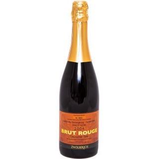 2011 BRUT ROUGE Sekt BIO Flaschengärung - Weingut im Zwölberich