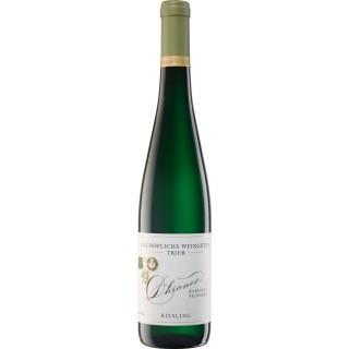 2016 Dhroner Riesling Kabinett Feinherb - Bischöfliche Weingüter Trier