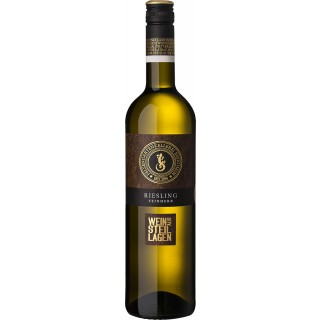 2018 Riesling QbA feinherb *Wein aus Steillagen* - Felsengartenkellerei Besigheim