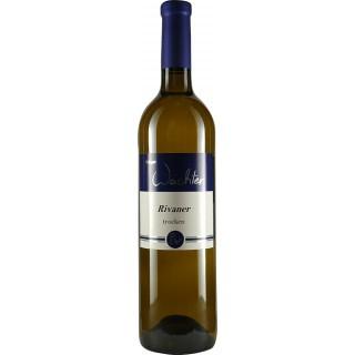 2016 Rivaner trocken - Weingut Wachter