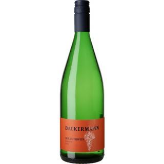 2018 Der Literwein Scheurebe trocken - Weingut Dackermann