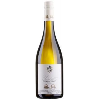 2019 Parkett Chardonnay trocken - Weinkeller Schick