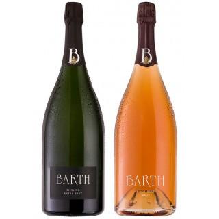Magnum Sektpaket im Geschenkkarton - Barth Wein- und Sektgut