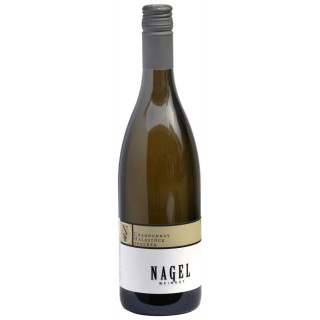 2020 Chardonnay Halbstück trocken Bio - Weingut Nagel