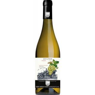 2018 Rivaner feinherb - Weingut Hiss