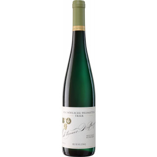 2017 Dhroner Hofberger Riesling Spätlese Feinherb - Bischöfliche Weingüter Trier