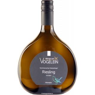 2020 Riesling Spätlese trocken - Weingut am Vögelein