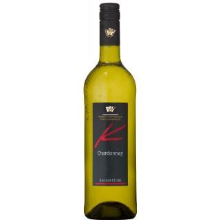 2019 Baden Kaiserstuhl Chardonnay Dt. QW trocken - Winzergenossenschaft Königschaffhausen-Kiechlinsbergen