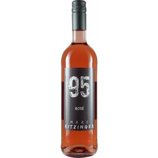 2020 Rosé halbtrocken - Weingut Marc Ritzinger