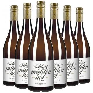Chardonnay Sur Lie 5+1 Paket - Weingut Schlossmühlenhof