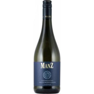 2018 Chardonnay & Weißburgunder trocken - Weingut Manz