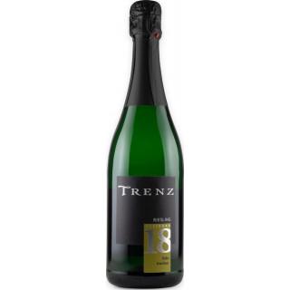 2018 Riesling Sekt trocken - Weingut Trenz