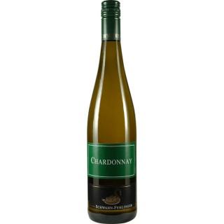 2018 Westhofener Steingrube Chardonnay Qualitätswein trocken *** - Weingut Schwahn-Fehlinger