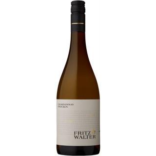 2018 Chardonnay QbA Trocken - Weingut Fritz Walter