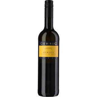2019 Merlot Blanc de Noir trocken - Weingut Gehrig