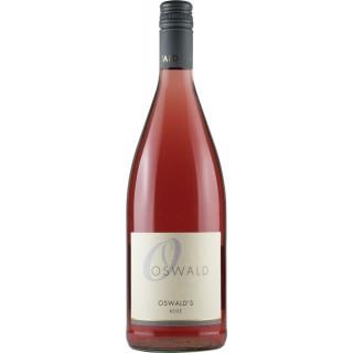 2017 Oswald's Rosé 1000ml - Weingut Oswald