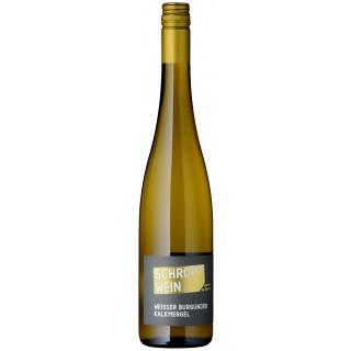 2014 Kalkmergel Weißer Burgunder trocken - Weingut Schropp