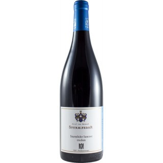2017 Sturmfeder Samtrot Trocken - Weingut Graf von Bentzel-Sturmfeder