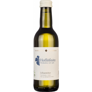 2017 Johanniter 0,25L trocken Bio - Weingut Hoflößnitz