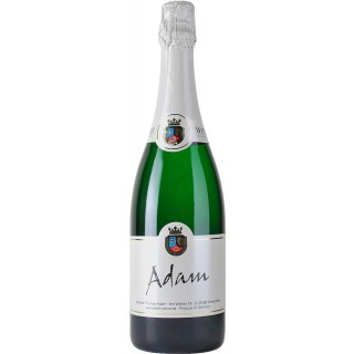 2018 Riesling brut - Weingut Adam