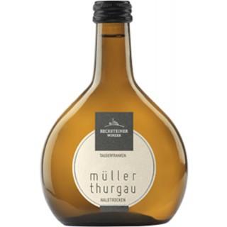 2019 Müller-Thurgau halbtrocken - Becksteiner Winzer eG