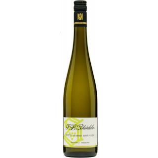 2019 Mittelheimer Edelmann Riesling trocken - Wein- und Sektgut F.B. Schönleber