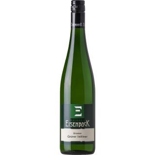 2019 Strasser Grüner Veltliner Kamptal Dac trocken - Weinbau Eisenbock