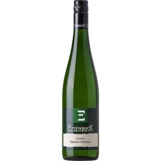 2020 Strasser Grüner Veltliner Kamptal trocken - Weinbau Eisenbock