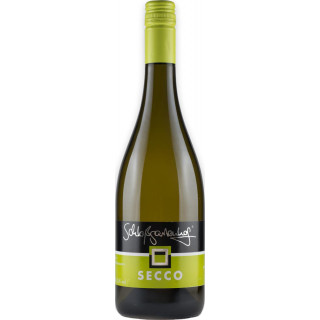 Secco Weiß Perlwein trocken - Weingut Schloßgartenhof