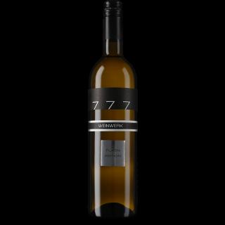 2015 777 Silvaner Platin Spätlese trocken - Weingut Weinwerk