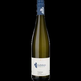 2017 Traminer Spätlese BIO - Weingut Hoflößnitz