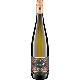 2017 Wegeler PUR Riesling VDP.Ortswein - Weingüter Wegeler Oestrich