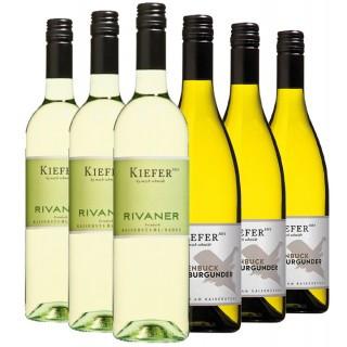 2018 Weingut Kiefer Probierpaket