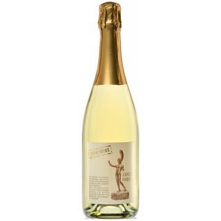Lenus Mars Riesling Winzersekt QbA HANDGERÜTTELT trocken - Weingut Weinmanufaktur Schneiders