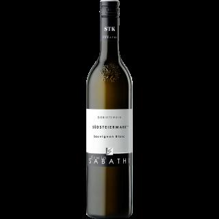 2019 Südsteiermark DAC Sauvignon Blanc trocken - Weingut Erwin Sabathi