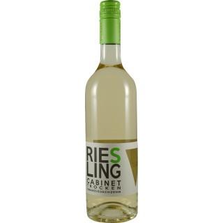 2017 Riesling Cabinet trocken - Weingut Kapellenhof