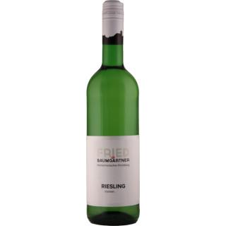 2019 Riesling trocken - Weingut Fried Baumgärtner