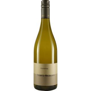 """2020 Chardonnay """"Barrique"""" trocken - Wein- & Sektgut Stortz-Nicolaus"""