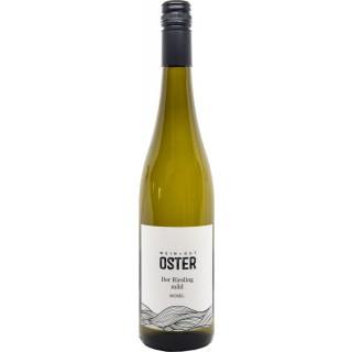 2019 Der Riesling lieblich - Weingut Oster