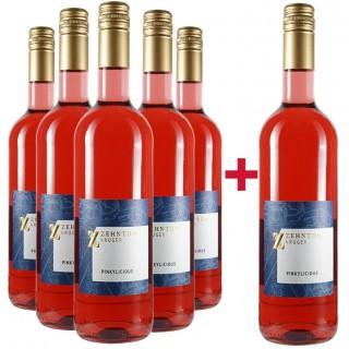 5+1 Pinkylicious Rotling Paket - Weingut Zehnthof Kruger