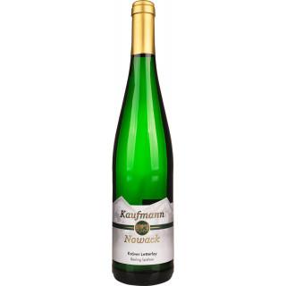 2019 Kröver Letterlay Riesling Spätlese süß - Weingut Kaufmann-Nowack