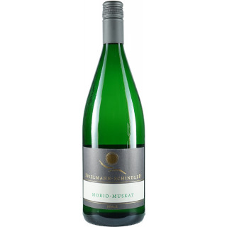 2020 Morio-Muskat restsüß lieblich 1,0 L - Weingut Spielmann-Schindler