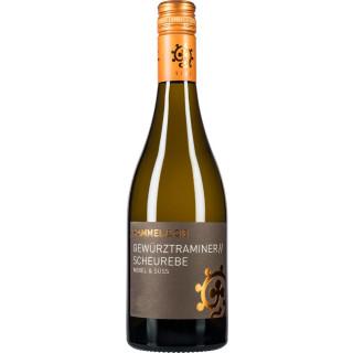 2017 Cuvée Nobel & süß 0,5 L - Weingut Hammel