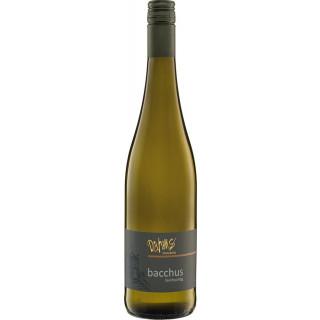 2019 Bacchus Gutswein feinfruchtig halbtrocken - Weingut Dahms