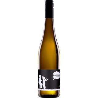 2017 Chardonnay Spätlese Fumé trocken - Weingut Andres