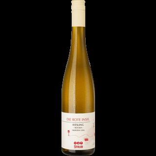 2016 Die Rote Insel Nierstein Riesling - Weingut Strub