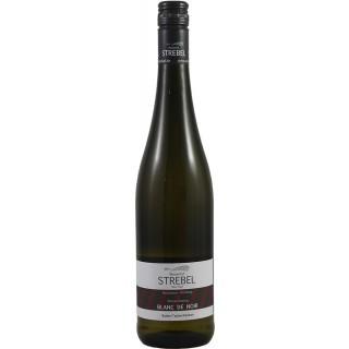 Schwarzriesling Blanc de Noir halbtrocken - Winzerhof Strebel